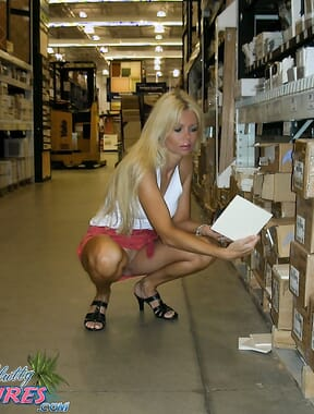 Flashing at home store