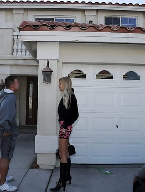 House hunting with boytoy Jason