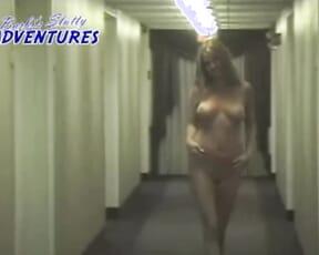 Hotel flashing with Kelly